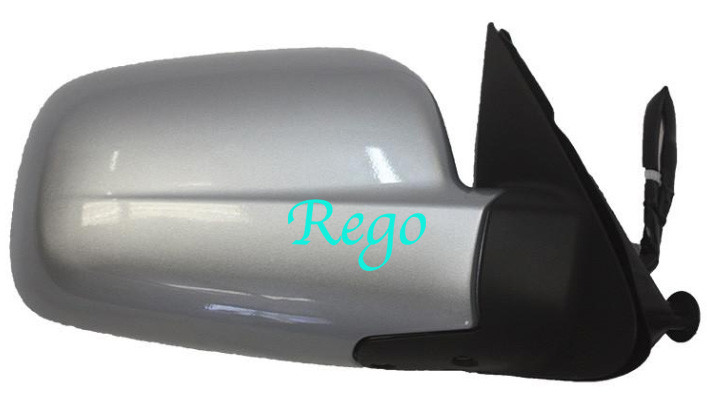 Customized Black Car Passenger Side View Mirror For 09 - 12 Honda Crv